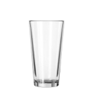 Mixing Glass, 16 oz., tall, glass, clear, DuraTuff®, Restaurant Basics (H 6-1/4""
