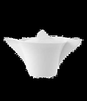 Sugar Bowl, 8-1/2 oz. with cover, premium bone porcelain, New Wave Premium (Spec