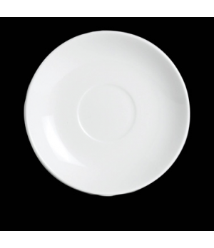 Saucer, for stack cup Concentric, bone china, Rene Ozorio, Paris Hotel (USA stoc