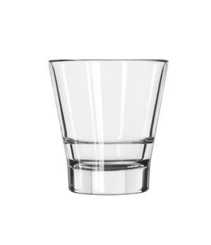 "Double Old Fashioned Glass, 12 oz., DuraTuff®, ENDEAVOR™, (H 4-1/8""; T 3-7/8""; B"