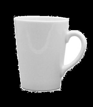 Cafe Euro Mug, 9 oz. (0.26 liter), small, scratch resistant, oven & microwave sa