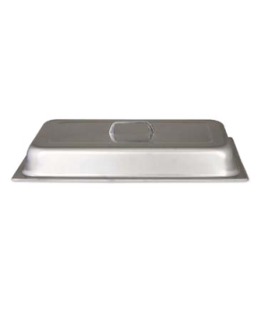 "Chafer Dome Cover, full size, 21-1/2"" x 13"" x 2-3/4"", fits standard size pans, w"