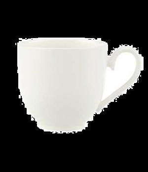 Cup, 3-1/2 oz., premium bone porcelain, Stella Hotel