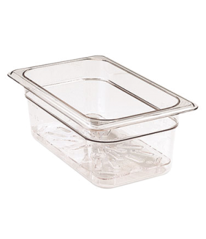 Camwear® Drain Shelf, for 12, 14, 16 & 18CW, clear, polycarbonate, NSF
