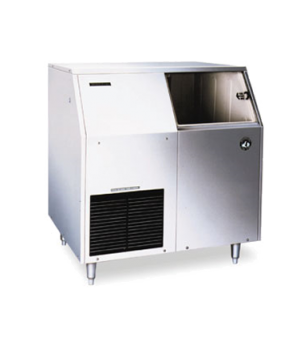 Ice Maker with Bin, Flake-Style, air-cooled, self-contained condenser, maximum 3