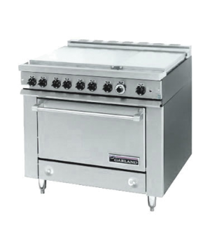 "36E Series Heavy Duty Range, electric, 36"", (6 boil sections with switch control"