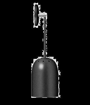 "Decorative Lamp, (1) bulb type, 8-1/2"" H x 6-1/8"" Dia. shade, rigid mount with p"