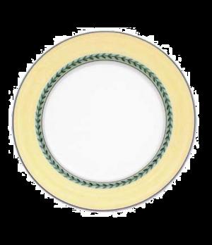 "Buffet Plate, 12-5/8"", round, premium porcelain, French Garden-Maintenon (Specia"