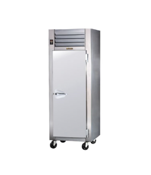 Spec-Line Heated Cabinet, Reach-in, One-Section, stainless steel exterior, alumi