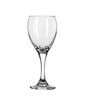 White Wine Glass, 8-1/2 oz., Safedge® Rim and foot guarantee, TEARDROP™, (H 7-1/