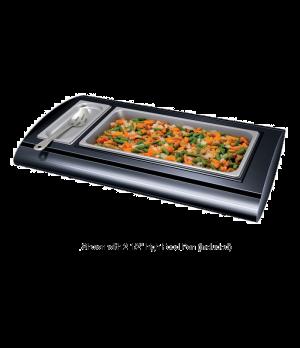 Serv-Rite® Portable Buffet Warmer, digital temperature control, removable utensi
