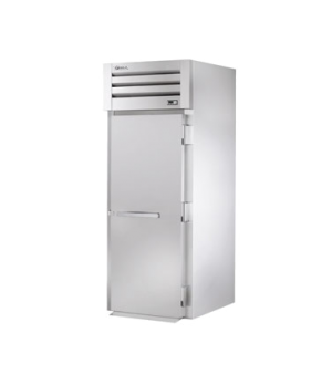 """SPEC SERIES® Heated Roll-in, 89""""H, one-section, stainless steel front, aluminum"""
