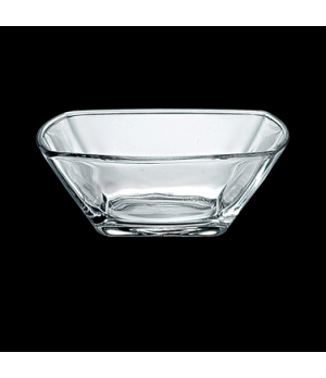 "Salad Bowl, 28-3/4 oz., 6-3/4"" x 2-1/2"", tempered glass, Bormioli, Eclissi (USA"