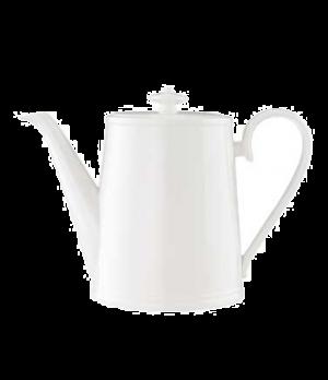 "Coffeepot Lid Only #7, 2-3/4"", premium bone porcelain, Stella Hotel (DE Stock)"