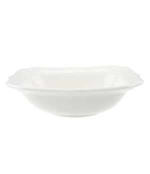 "Salad Bowl, 8-1/4"" x 8-1/4"", 24 oz., premium porcelain, La Scala"