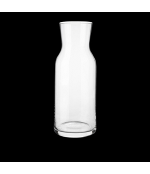 Carafe/Jug, 25 oz., glass, Bormioli, Aquaria (priced per case, packed 6 each per
