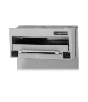 "Sentry Series Salamander Broiler, electric, Restaurant Range Match 34"" wide broi"