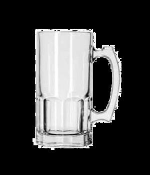 """Super Mug, 34 oz., GIBRALTAR®, (H 8""""; T 4""""; B 4""""; D 6"""")"""
