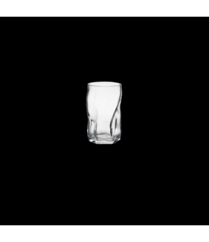 "Shot Glass, 2-1/4 oz., 2"" x 3"", Bormioli, Sorgente (USA stock item) (minimum = c"
