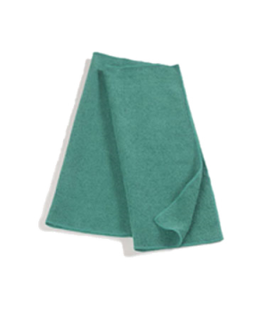 "Hygen™ General Purpose Cloth, 20"" x 20"", microfiber, x-large, green"