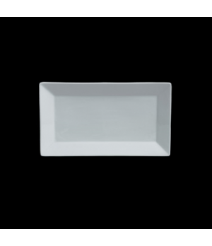 "Tray, 11"" x 6"", rectangle, Varick Cafe Porcelain (Canada stock item) (minimum ="
