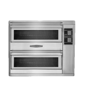 Double Batch™ Oven, electric, ventless, countertop, stackable, (2) independent d