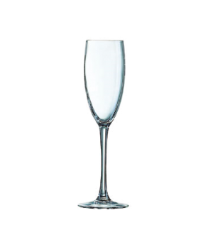Champagne Flute Glass, 6 oz., glass, Kwarx®, Effervescence Plus, Chef & Sommelie