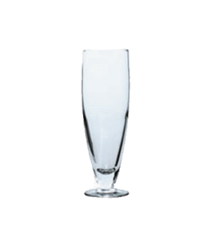 "Pilsner Glass, 15 oz., glass, Arcoroc, Specialty (H 8-3/8""; T 2-5/8""; B 2-7/8"";"