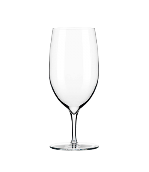 Goblet Glass, 16 oz. capacity, high definition & high durability rim, ClearFire™