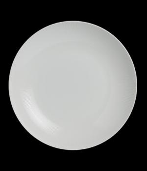 """Bowl, 34 oz., 10-1/4"""" dia. x 1-3/4"""", round, coupe, porcelain, Sonata, Rene Ozori"""