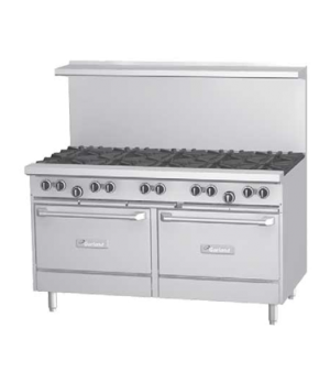 "GFE Starfire Pro Series Restaurant Range, gas, 60"", (4 26,000 BTU open burners,"