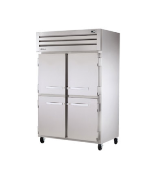 SPEC SERIES® Reach-in Heated Cabinet, two-section, stainless steel front & sides