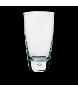 "Beverage Glass, 11-1/2 oz., 3"" x 5-1/2"", Bormioli, Luna (USA stock item) (minimu"