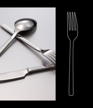 "Dessert Fork, 7-1/4"", 18/10 stainless steel, WNK, Silhouette (USA stock item) (m"