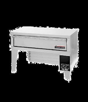 "Air-Deck Pizza Oven, gas, single deck, 56"" W x 36"" D x 7"" H deck surface, stainl"
