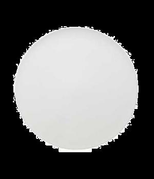 """Buffet Plate, 13"""", premium porcelain, Flow"""