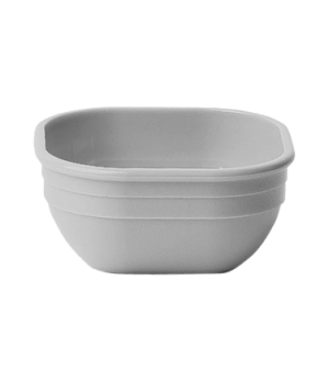 "Camwear® Bowl, square, 9.4 oz., Top & bottom dia. 4"" x 4"", 1-7/8""H, dishwasher s"