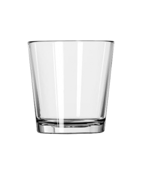 Double Old Fashioned, 12 oz., heat-treated, DuraTuff®, Restaurant Basics (H 3-3/