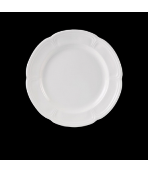 "Plate, 10"" dia., round, Distinction, Vogue, Monique (USA stock item) (minimum ="