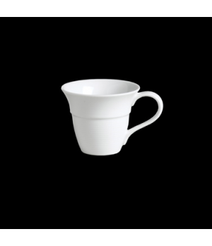 Tea Cup, 6-3/4 oz., porcelain, Aura, Rene Ozorio (USA stock item) (minimum = cas