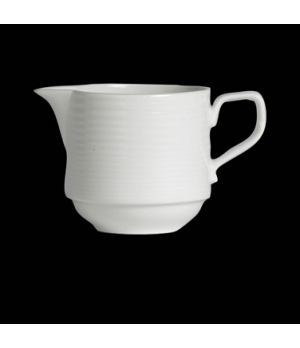Creamer, 8-1/2 oz., handled, porcelain, Rene Ozorio Virtuoso (USA stock item) (m