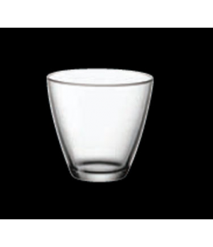 Water Glass, 8-3/4 oz., clear, glass, Bormioli, Zeno (USA stock item) (minimum =
