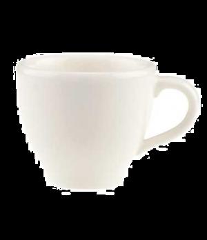 Cup #8, 2-3/4 oz., premium porcelain, Dune