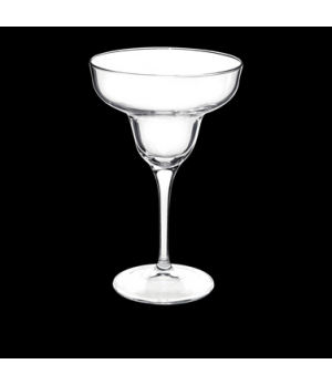 Margarita Glass, 11-1/4 oz., pulled stem, Bormioli, Ypsilon (priced per case, pa