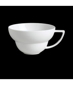 "Cappuccino Cup, 8 oz., 5""W x 2-3/8""H, porcelain, Duo, Rene Ozorio (USA stock ite"