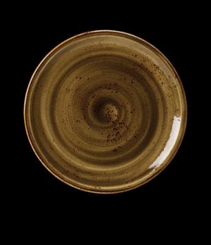 "Plate, 11-3/4"" dia., round, coupe, freezer/microwave/dishwasher safe, lifetime e"