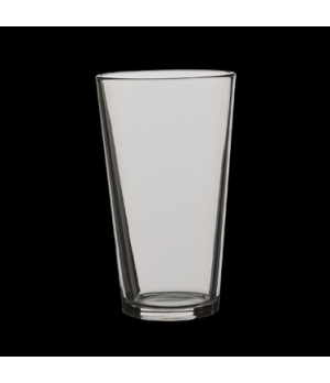 Cana Lisa Mixing Glass, 16 oz., thermal and shock resistant, tempered, Modern™ M