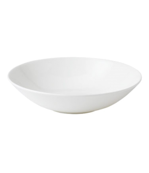 "Jasper Conran Cereal Bowl, 7"" dia., round, dishwasher safe, bone china, white"