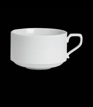 """Breakfast Cup, 11-1/4 oz., 4"""" dia., round, porcelain, Rene Ozorio Virtuoso (USA"""