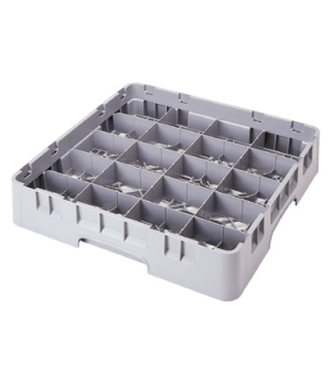 "Camrack® Cup Rack, full size, 19-3/4"" x 19-3/4"" x 4"", 20 compartment, 4-3/8"" x 3"